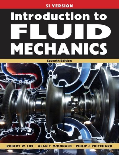 9780470234501: Introduction to Fluid Mechanics. Robert W. Fox, Alan T. McDonald, Philip J. Pritchard