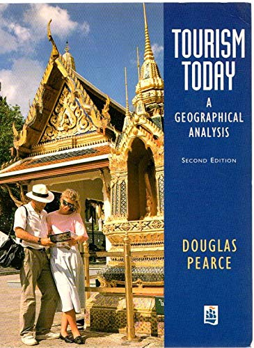 9780470234730: Tourism today: A geographical analysis