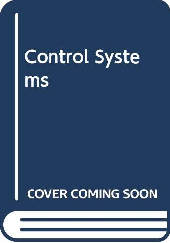 9780470235164: Control Systems