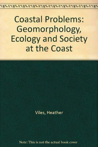 9780470235225: Coastal Problems Geomorphology Ecology