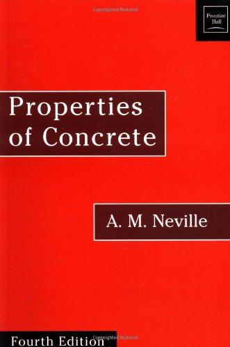 9780470235270: Properties of Concrete