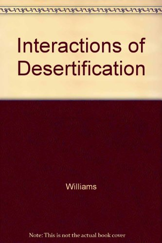 9780470235478: Interactions of Desertification and Climate