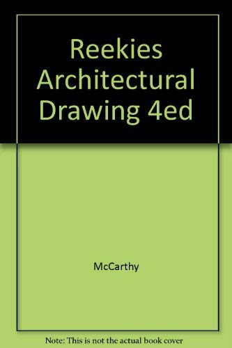 9780470235690: Reekies Architectural Drawing 4ed