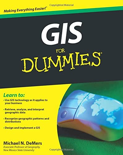9780470236826: GIS for Dummies