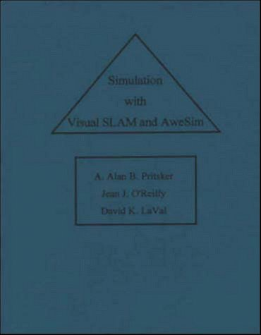 9780470237380: Simulation with Visual SLAM and AweSim