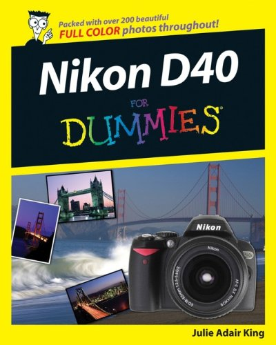 9780470239469: Nikon D40/D40X For Dummies