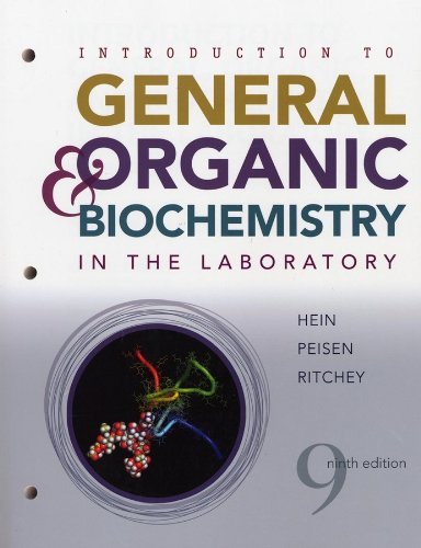 9780470239650: Introduction to General, Organic, and Biochemistry in the Laboratory