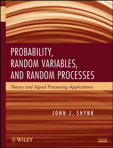 9780470242094: Probability, Random Variables, and Random Processes: Theory and Signal Processing Applications