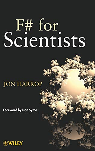 9780470242117: F# for Scientists