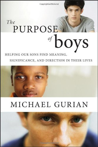 9780470243374: The Purpose of Boys: Helping Our Sons Find Meaning, Significance, and Direction in Their Lives