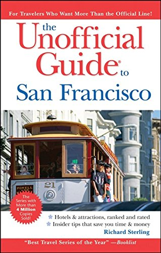 9780470243466: The Unofficial Guide to San Francisco (Unofficial Guides)