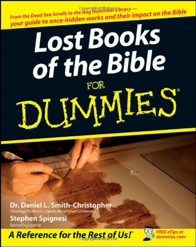 9780470243800: Lost Books of the Bible For Dummies