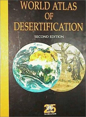 9780470244197: World Atlas of Desertification