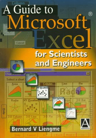 9780470244289: A Guide to Microsoft Excel for Scientists and Engineers