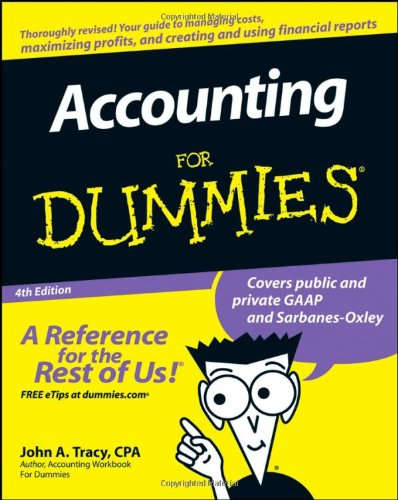 9780470246009: Accounting For Dummies