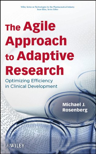 9780470247518: The Agile Approach to Adaptive Research: Optimizing Efficiency in Clinical Development