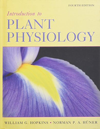 9780470247662: Introduction to Plant Physiology