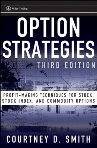 9780470247792: Option Strategies: Profit-Making Techniques for Stock, Stock Index, and Commodity Options (Wiley Trading)