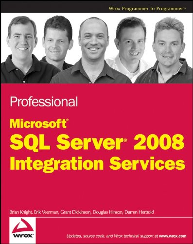 9780470247952: Professional SQL Server 2008 Integration Services (Wrox Programmer to Programmer)