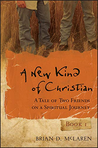 9780470248409: A New Kind of Christian: A Tale of Two Friends on a Spiritual Journey