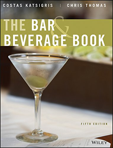 9780470248454: The Bar & Beverage Book