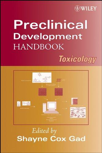 9780470248461: Preclinical Development Handbook: Toxicology