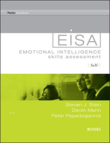 Emotional Intelligence Skills Assessment (Eisa) Self: Stein, Steven J.,