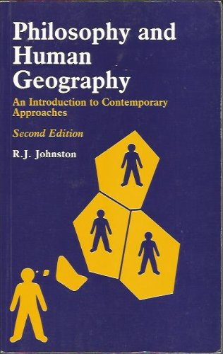 9780470249666: Philosophy & Human Geography 2e
