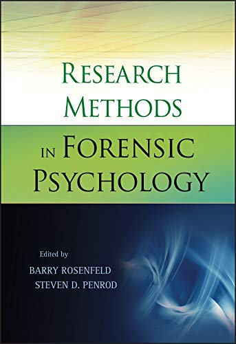 Forensic Psychology Book