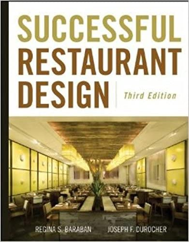 9780470250754: Successful Restaurant Design