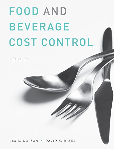 9780470251393: Study Guide to accompany Food and Beverage Cost Control, 5e