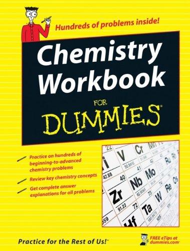 9780470251522: Chemistry Workbook for Dummies