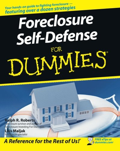 9780470251539: Foreclosure Self-Defense For Dummies