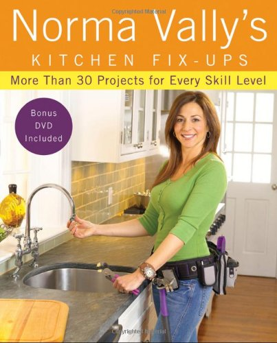 9780470251577: Norma Vally's Kitchen Fix-Ups: More than 30 Projects for Every Skill Level