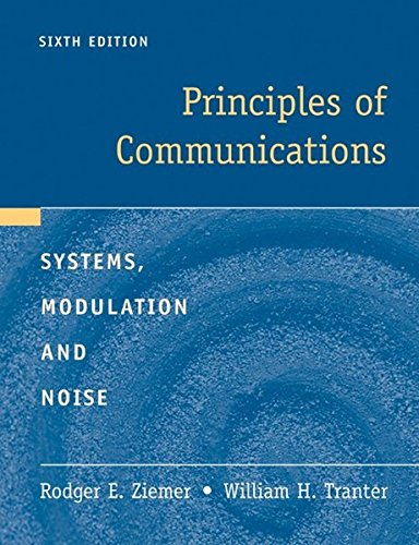 9780470252543: Principles of Communications