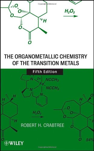 9780470257623: The Organometallic Chemistry of the Transition Metals