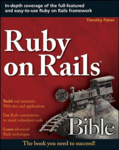 9780470258224: Ruby On Rails Bible