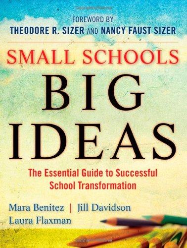 9780470259078: Small Schools, Big Ideas: The Essential Guide to Successful School Transformation