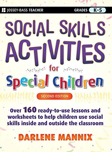9780470259351: Social Skills Activities for Special Children