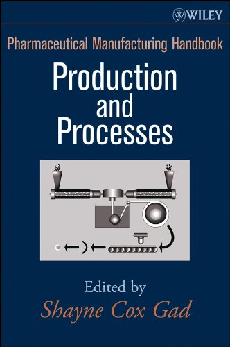 9780470259580: Pharmaceutical Manufacturing Handbook: Production and Processes
