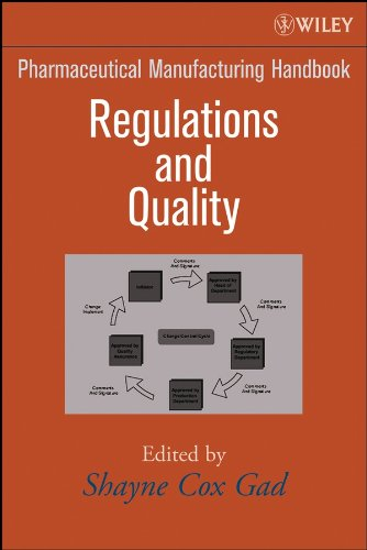 9780470259597: Pharmaceutical Manufacturing Handbook: Regulations and Quality