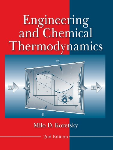 9780470259610: Engineering and Chemical Thermodynamics