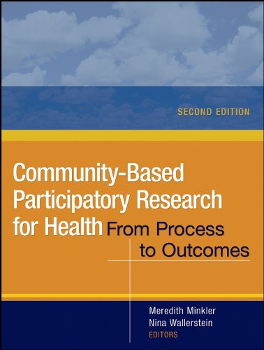 9780470260432: Community-Based Participatory Research for Health: From Process to Outcomes