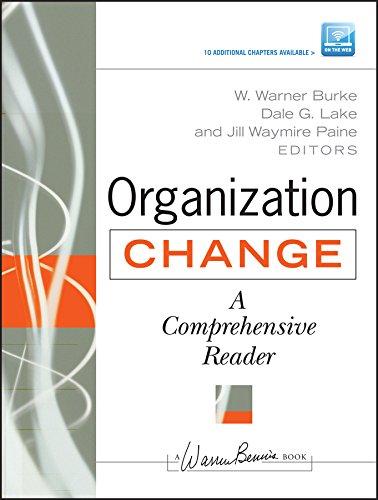 Organization Change: Jill Waymire Paine;