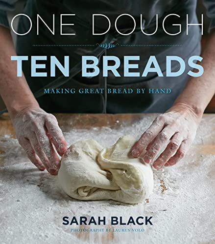 9780470260951: One Dough, Ten Breads: Making Great Bread by Hand