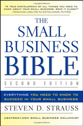 9780470261248: The Small Business Bible: Everything You Need to Know to Succeed in Your Small Business