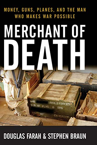 9780470261965: Merchant of Death: Money, Guns, Planes, and the Man Who Makes War Possible