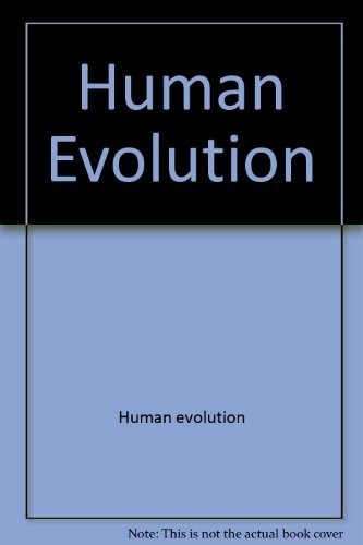 9780470263129: Human evolution (Outline studies in biology)