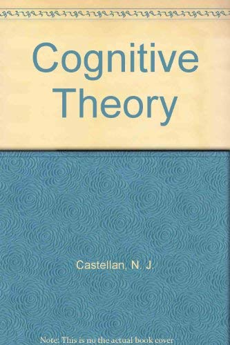 9780470263754: Cognitive Theory