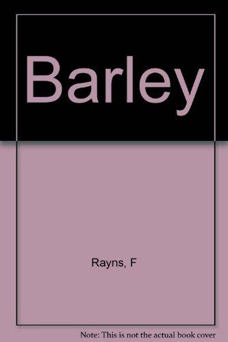9780470263938: Barley